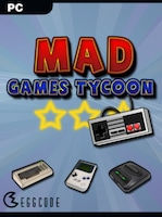 Mad Games Tycoon Steam Key GLOBAL