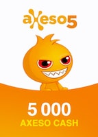 Axesocash - 5,000 GLOBAL