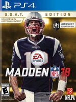 MADDEN NFL 18: G.O.A.T. Holiday Edition PSN Key PS4 NORTH AMERICA