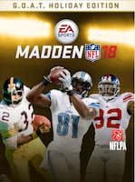 MADDEN NFL 18: G.O.A.T. Holiday Edition XBOX LIVE Key XBOX ONE UNITED STATES