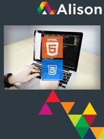 Web Development - Advanced CSS3 Selectors and HTML5 Elements Course Alison GLOBAL - Digital Certificate