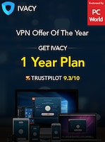 IVACY VPN 1 Year GLOBAL