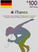 Apple iTunes Gift Card GERMANY 100 EUR iTunes