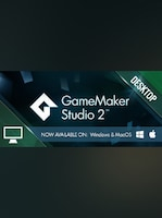 GameMaker Studio 2 Desktop Game Maker Gift EUROPE