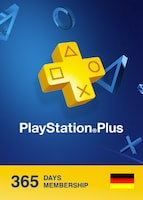 Playstation Plus CARD PSN GERMANY 365 Days