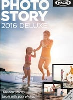 MAGIX Photostory 2016 Deluxe GLOBAL Key Steam
