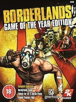 Borderlands GOTY EDITION Steam Key GLOBAL