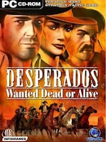 Desperados: Wanted Dead or Alive Steam Key GLOBAL