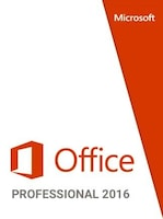 Microsoft Office Professional 2016 Microsoft Key EUROPE
