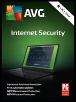 AVG Internet Security 1 User 1 Year AVG Key GLOBAL