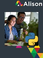 Python Programming - Working with Lists and Files Alison Course GLOBAL - Digital Certificate