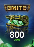 SMITE GEMS SMITE GLOBAL 800 Coins Key
