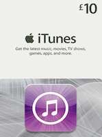 Apple iTunes Gift Card UNITED KINGDOM 10 GBP iTunes