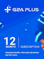 G2A PLUS 12 Months