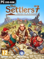 The Settlers 7 Paths to a Kingdom Uplay Key GLOBAL