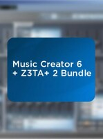 Music Creator 6 + Z3TA+2 Bundle GLOBAL Key Steam