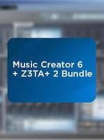 Music Creator 6 + Z3TA+2 Bundle GLOBAL Key Steam