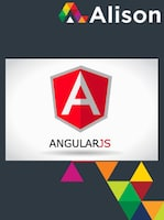 Introduction to AngularJS Course Alison GLOBAL - Digital Certificate