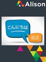 Japanese Language: Time and Parts of Speech Alison Course GLOBAL - Digital Certificate