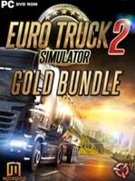 Euro Truck Simulator 2 - Gold Bundle Steam Key GLOBAL