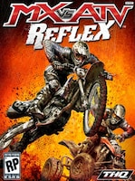 MX vs. ATV Reflex Steam Key GLOBAL