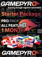 GamePyro Starter Package (Includes Pro 1 month) – GamePyro.com GLOBAL