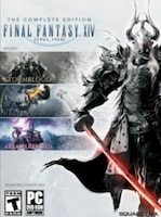FINAL FANTASY XIV ONLINE COMPLETE EDITION Final Fantasy Key EUROPE