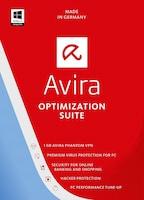 Avira Optimization Suite 1 Device 1 Year Key GLOBAL