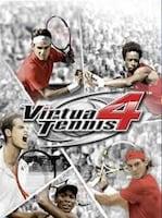 Virtua Tennis 4 Steam Key GLOBAL