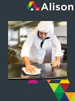 Food Safety Training - Safe Practices and Procedures Alison Course GLOBAL - Parchment Certificate