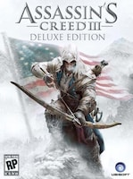 Assassin's Creed III Deluxe Edition Uplay Key GLOBAL