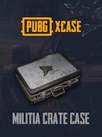 PLAYERUNKNOWN'S BATTLEGROUNDS (PUBG) Random MILITIA CRATE Case By PubgXcase.com Steam Key GLOBAL