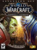 World of Warcraft: Battle for Azeroth Blizzard Key EUROPE