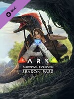 ARK: Survival Evolved Season Pass Key Steam GLOBAL