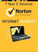 Norton Security s 5 Devices GLOBAL Key Symantec 1 Year