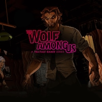The Wolf Among Us Telltale Games Key GLOBAL