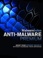 Malwarebytes Anti-Malware Premium 3 Devices GLOBAL Key PC 1 Year