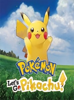 Pokémon: Let's Go, Pikachu! Nintendo Key Nintendo Switch EUROPE