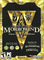The Elder Scrolls III: Morrowind GOTY Edition Steam GLOBAL