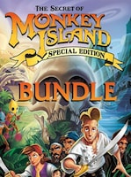 Monkey Island: Special Edition Bundle Steam Key GLOBAL