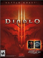 Diablo 3 Battlechest Blizzard Key PC GLOBAL