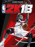 NBA 2K18 - Legend Edition Steam Key GLOBAL