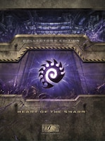 Starcraft 2: Heart of the Swarm Digital Deluxe Edition Blizzard Key GLOBAL