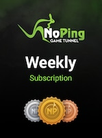 NoPing Game Tunnel Weekly Subscription NoPing Key GLOBAL