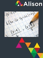 Advanced Algebraic Concepts and Applications in Mathematics Alison Course GLOBAL - Digital Certificate