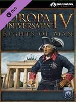 Europa Universalis IV: Rights of Man Key Steam GLOBAL