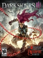 Darksiders III PREPURCHASE Steam Gift GLOBAL