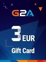 G2A Gift Card GLOBAL 3 EUR