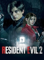 RESIDENT EVIL 2 / BIOHAZARD RE:2 Deluxe Edition Steam Key RU/CIS