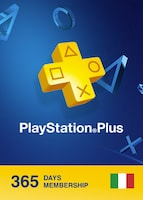 Playstation Plus CARD PSN ITALY 365 Days